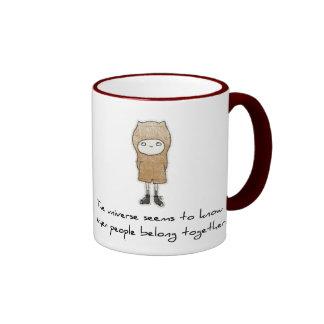 adoption gifts ringer coffee mug