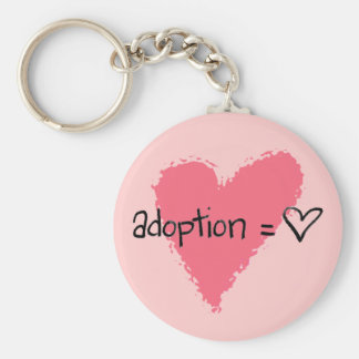 Adoption keychain