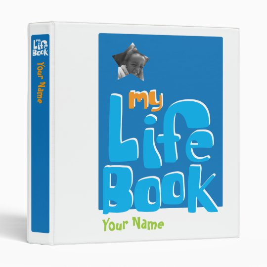 Adoption Life Book 3 Ring Binder