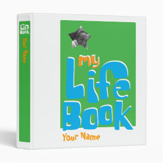 Adoption Life Book 3 Ring Binders