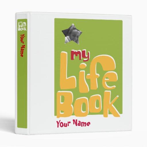 Adoption Life Book Binders