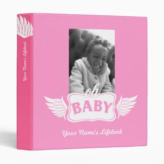Adoption Life Book Oh Baby Binder