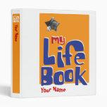 Adoption Life Book Vinyl Binders