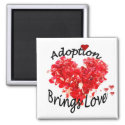 Adoption Love Magnet