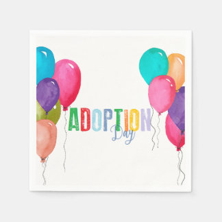 Adoption Party Collection Napkin