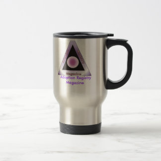 Adoption Registry Magazine Travel Mug
