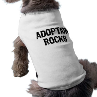 Adoption Rocks Tee