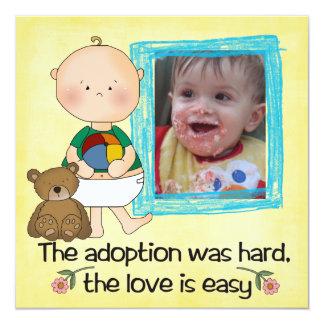 adoption shower invitation
