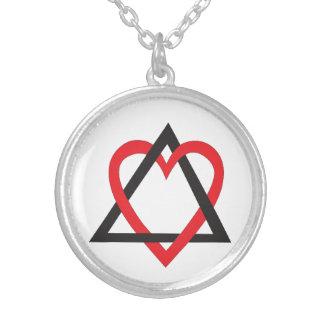 Adoption Symbol Necklace