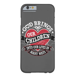Adoption Tattoo Barely There iPhone 6 Case