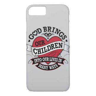 Adoption Tattoo iPhone 8/7 Case
