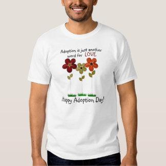 adoption tee shirt