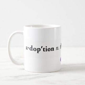 Adoption The Hip Option Mug