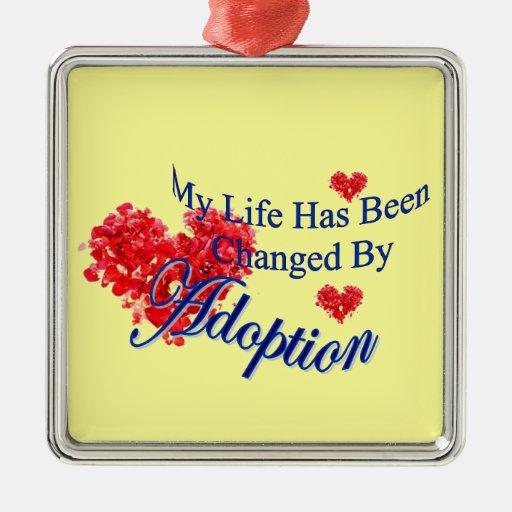 Adoption Themed Ornament
