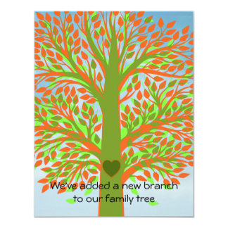Adoption Tree Card