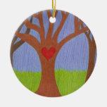 Adoption Tree Ornaments