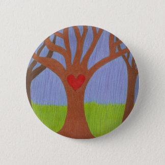 Adoption Tree Pinback Button