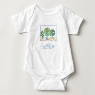 Adoption-When Your Family Tree Becomes an Orchard™ Baby Bodysuit