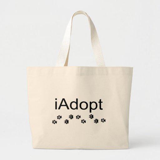 Adopto animales bolsa