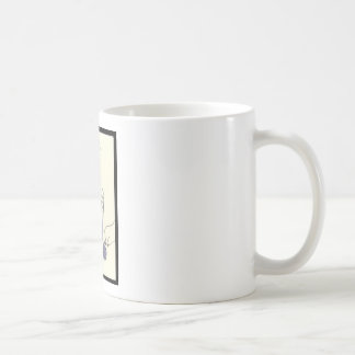 . . . Adopts a Cat Coffee Mug