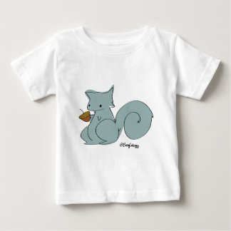 Adora-Squirrel Baby T-Shirt