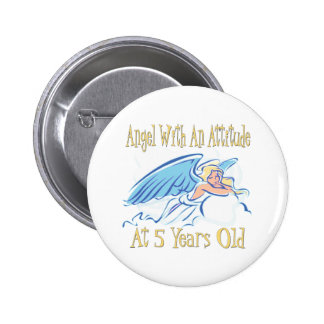 Adorable 5th Birthday Gifts Pins
