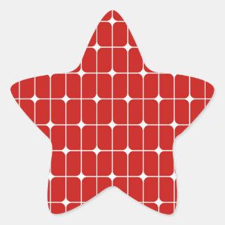 Adorable Adorable Nice Fantastic Star Sticker