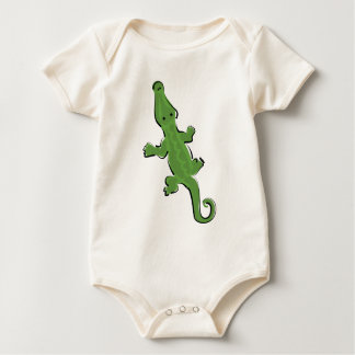 Adorable Alligator Baby Bodysuit