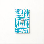Adorable Alligator for Baby's Room Light Switch Cover