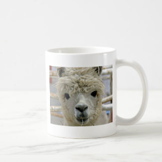 Adorable Alpaca Coffee Mug