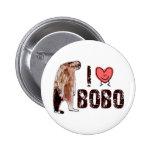 ¡Adorable!  AMO el diseño de <3 BOBO - encontrar B Pins