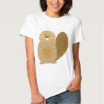 Adorable Animal Drawings: Beaver T-shirt