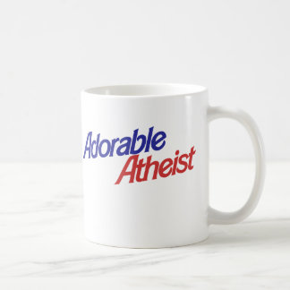 Adorable Atheist Coffee Mug