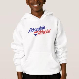 Adorable Atheist Hoodie