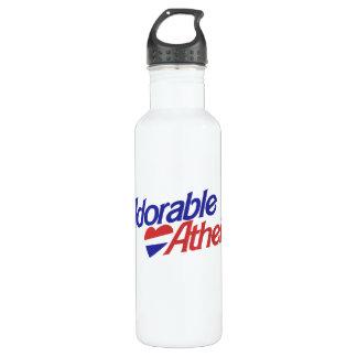 Adorable Atheist 24oz Water Bottle