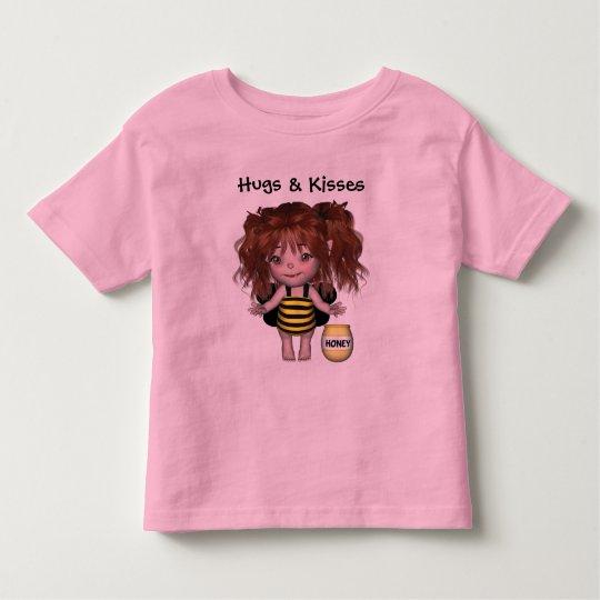 Adorable Baby Bumble Bee Fairy Sally Shirt