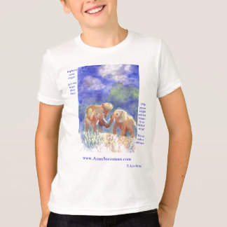 Adorable Baby Elephant T-Shirt