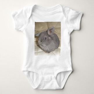 Adorable Baby Mini Lop Baby Bodysuit