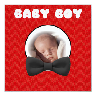 Adorable Baby Replace Image Card