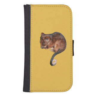 Adorable Baby Ringtail Possum in Australia Phone Wallet
