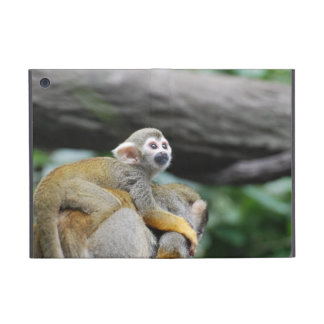 Adorable Baby Squirrel Monkey iPad Mini Case