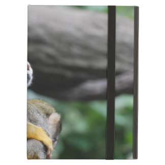 Adorable Baby Squirrel Monkey iPad Air Cover