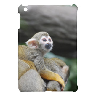 Adorable Baby Squirrel Monkey Case For The iPad Mini