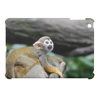 Adorable Baby Squirrel Monkey iPad Mini Covers