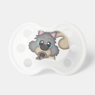 Adorable Baby Squirrel Pacifier Unisex BooginHead Pacifier
