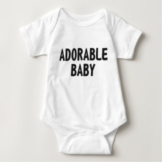 Adorable Baby Tshirts