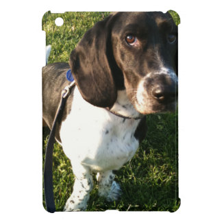 Adorable Basset Hound Snoopy Cover For The iPad Mini