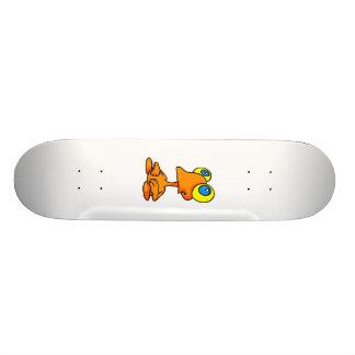Adorable Big Eyed Alien Skate Decks