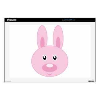 Adorable Bunny Little Zoo Skins For Laptops