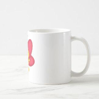 adorable butterfly coffee mug